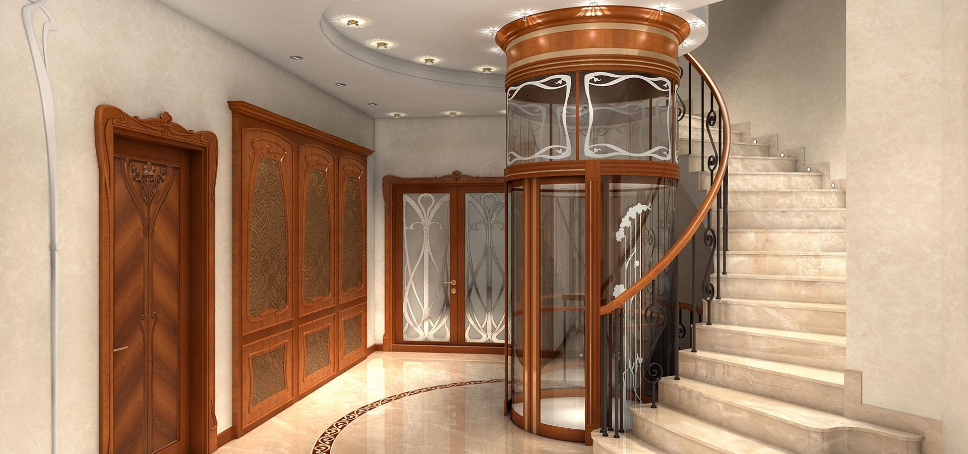 ascenseur prive
